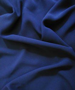navy blue crepe