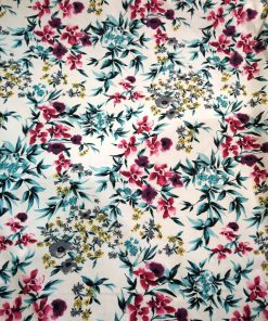 watercolour cotton lawn