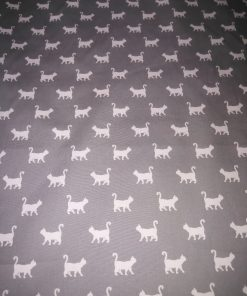 john louden cats silver grey