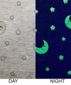 glow in the dark jersey fabric