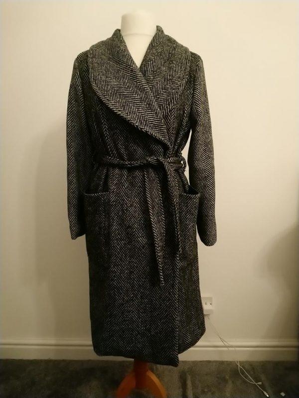herringbone wool simplicity 1067